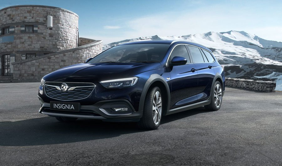 Vauxhall Insignia Country Tourer - Overview
