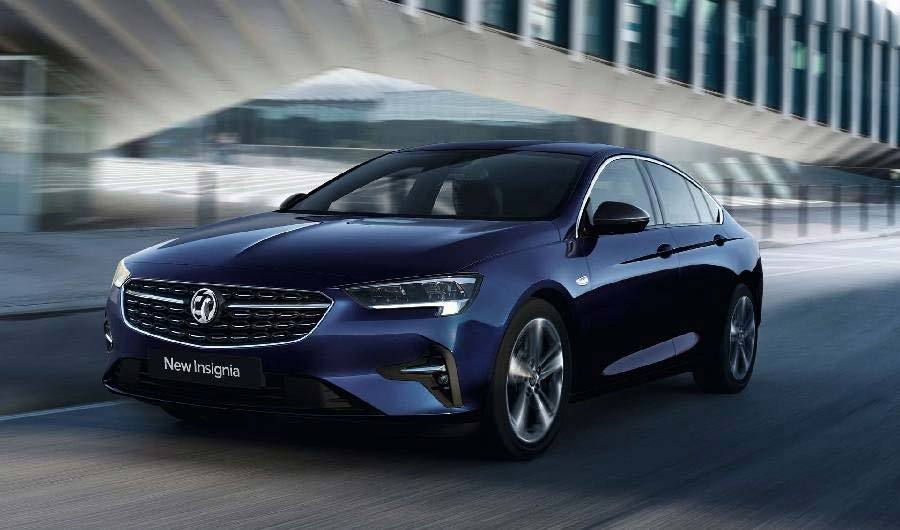 Vauxhall Insignia Grand Sport - Overview