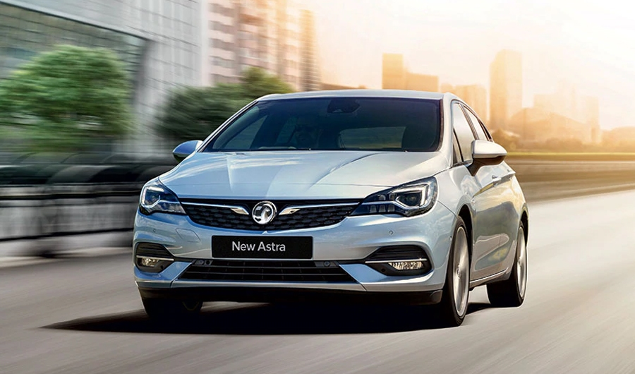 Vauxhall New Astra - Overview