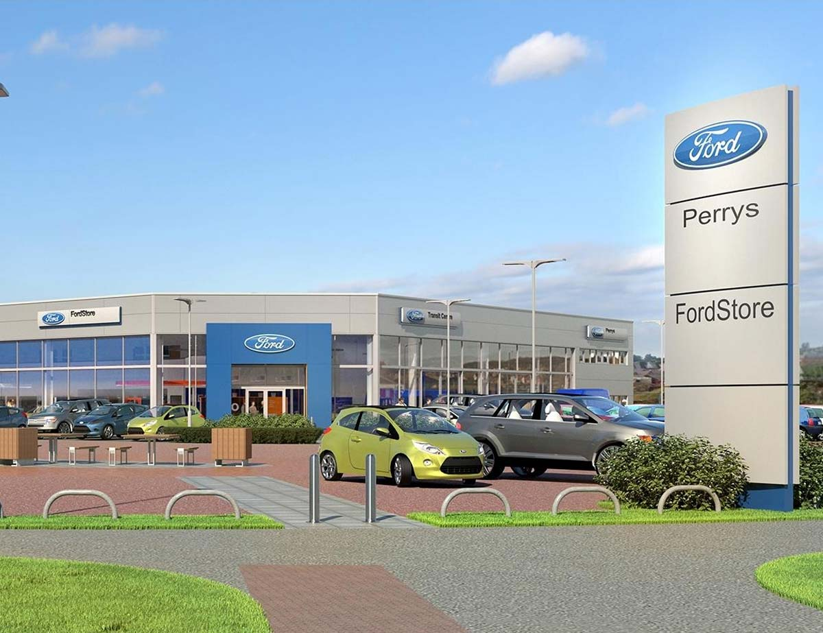 FordStore Chesterfield